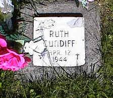 CUNDIFF, RUTH - La Plata County, Colorado | RUTH CUNDIFF - Colorado Gravestone Photos