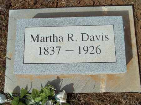 DAVIS, MARTHA R. - La Plata County, Colorado | MARTHA R. DAVIS - Colorado Gravestone Photos