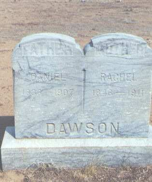 DAWSON, DANIEL - La Plata County, Colorado   DANIEL DAWSON - Colorado Gravestone Photos