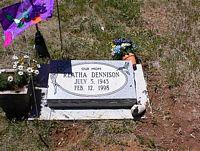 DENNISON, REATHA - La Plata County, Colorado | REATHA DENNISON - Colorado Gravestone Photos