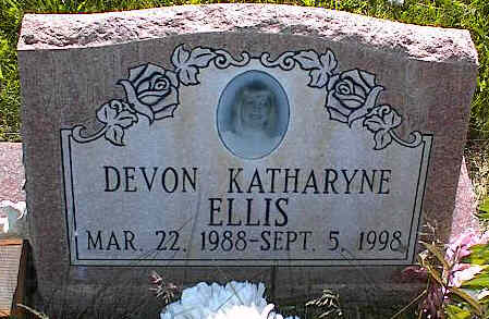 ELLIS, DEVON KATHARYNE - La Plata County, Colorado | DEVON KATHARYNE ELLIS - Colorado Gravestone Photos