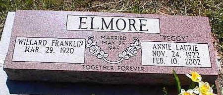 ELMORE, ANNIE LAURIE - La Plata County, Colorado   ANNIE LAURIE ELMORE - Colorado Gravestone Photos