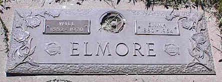 ELMORE, EMMA - La Plata County, Colorado | EMMA ELMORE - Colorado Gravestone Photos