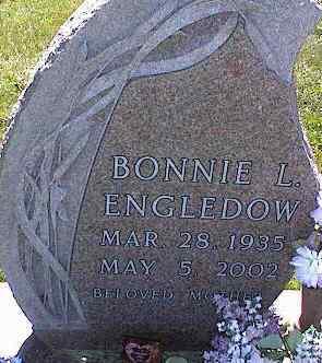 ENGLEDOW, BONNIE L. - La Plata County, Colorado   BONNIE L. ENGLEDOW - Colorado Gravestone Photos