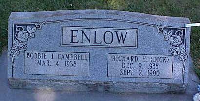 CAMPBELL ENLOW, BOBBIE J. - La Plata County, Colorado   BOBBIE J. CAMPBELL ENLOW - Colorado Gravestone Photos