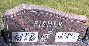 FISHER, CLARENCE - La Plata County, Colorado   CLARENCE FISHER - Colorado Gravestone Photos