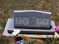 FOSTER, MARY M. - La Plata County, Colorado   MARY M. FOSTER - Colorado Gravestone Photos