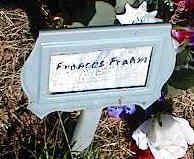 FRAHM, FRANCES - La Plata County, Colorado | FRANCES FRAHM - Colorado Gravestone Photos