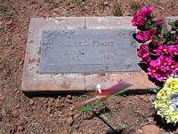 FRAME, JACK D. - La Plata County, Colorado | JACK D. FRAME - Colorado Gravestone Photos
