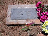 FRAME, JACK D. - La Plata County, Colorado | JACK D. FRAME - Colorado Gravestone Photos
