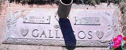 GALLEGOS, ANTOLINA P. - La Plata County, Colorado   ANTOLINA P. GALLEGOS - Colorado Gravestone Photos