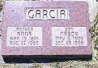 GARCIA, NABOR - La Plata County, Colorado | NABOR GARCIA - Colorado Gravestone Photos
