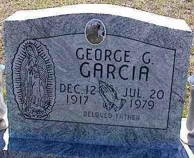 GARCIA, GEORGE G. - La Plata County, Colorado   GEORGE G. GARCIA - Colorado Gravestone Photos