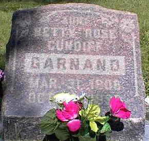 CUNDIFF GARNAND, BETTY ROSE - La Plata County, Colorado | BETTY ROSE CUNDIFF GARNAND - Colorado Gravestone Photos