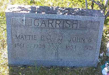 GARRISH, MATTIE E. - La Plata County, Colorado | MATTIE E. GARRISH - Colorado Gravestone Photos