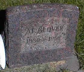 GLOVER, A. T. - La Plata County, Colorado | A. T. GLOVER - Colorado Gravestone Photos