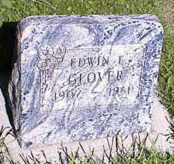 GLOVER, EDWIN E. - La Plata County, Colorado | EDWIN E. GLOVER - Colorado Gravestone Photos