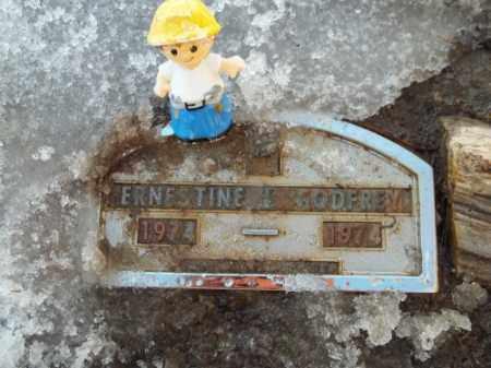GODFREY, ERNESTINE - La Plata County, Colorado | ERNESTINE GODFREY - Colorado Gravestone Photos