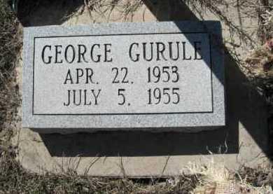 GURULE, GEORGE - La Plata County, Colorado | GEORGE GURULE - Colorado Gravestone Photos