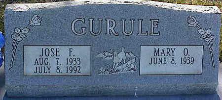 GURULE, JOSE F. - La Plata County, Colorado | JOSE F. GURULE - Colorado Gravestone Photos