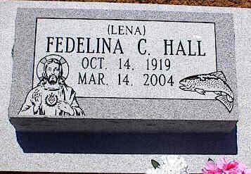 HALL, FEDELENA C. - La Plata County, Colorado | FEDELENA C. HALL - Colorado Gravestone Photos
