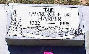 HARPER, JR., LAWRENCE E. - La Plata County, Colorado | LAWRENCE E. HARPER, JR. - Colorado Gravestone Photos