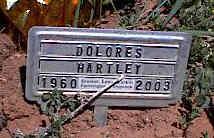 HARTLEY, DOLORES - La Plata County, Colorado | DOLORES HARTLEY - Colorado Gravestone Photos