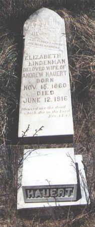 HAUERT, ELIZABETH - La Plata County, Colorado   ELIZABETH HAUERT - Colorado Gravestone Photos