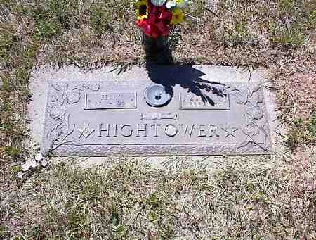 HIGHTOWER, ZULU M. - La Plata County, Colorado | ZULU M. HIGHTOWER - Colorado Gravestone Photos