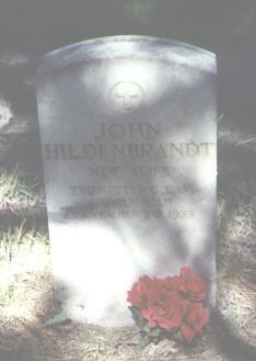HILDENBRANDT, JOHN - La Plata County, Colorado | JOHN HILDENBRANDT - Colorado Gravestone Photos