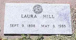 HILL, LAURA - La Plata County, Colorado | LAURA HILL - Colorado Gravestone Photos