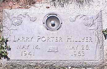 HILLYER, LARRY PORTER - La Plata County, Colorado | LARRY PORTER HILLYER - Colorado Gravestone Photos