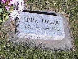 HOLLAR, EMMA - La Plata County, Colorado | EMMA HOLLAR - Colorado Gravestone Photos