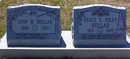 HOLLER, LYNN H. - La Plata County, Colorado | LYNN H. HOLLER - Colorado Gravestone Photos