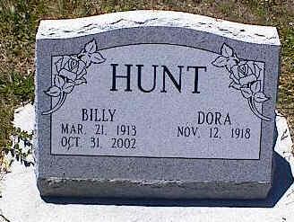 HUNT, BILLY - La Plata County, Colorado | BILLY HUNT - Colorado Gravestone Photos