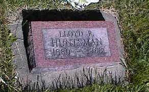 HUNTSMAN, LLOYD R. - La Plata County, Colorado | LLOYD R. HUNTSMAN - Colorado Gravestone Photos
