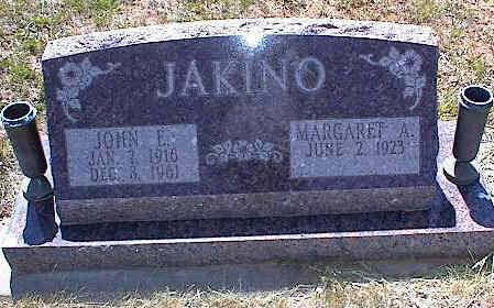 JAKINO, MARGARET A. - La Plata County, Colorado | MARGARET A. JAKINO - Colorado Gravestone Photos