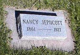 JEPHCOTT, NANCY - La Plata County, Colorado | NANCY JEPHCOTT - Colorado Gravestone Photos