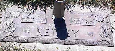 KELLEY, AGUSTA L. - La Plata County, Colorado | AGUSTA L. KELLEY - Colorado Gravestone Photos