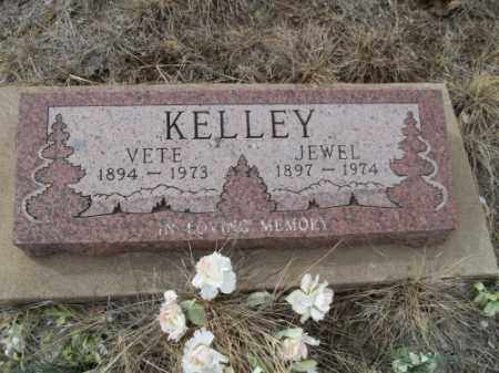 KELLEY, VETE - La Plata County, Colorado   VETE KELLEY - Colorado Gravestone Photos