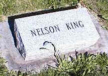 KING, NELSON - La Plata County, Colorado | NELSON KING - Colorado Gravestone Photos