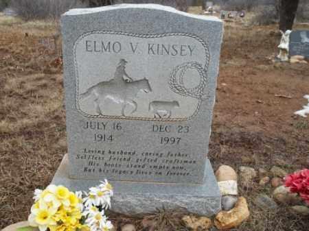 KINSEY, ELMO V. - La Plata County, Colorado | ELMO V. KINSEY - Colorado Gravestone Photos