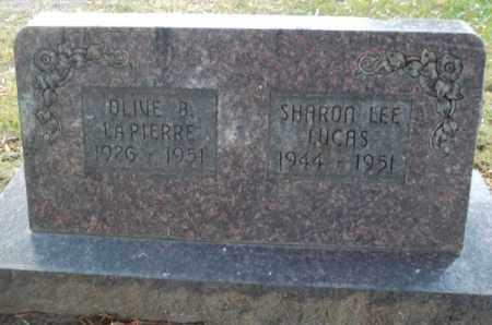 LUCAS, SHARON LEE - La Plata County, Colorado   SHARON LEE LUCAS - Colorado Gravestone Photos