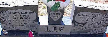 LEE, GLADYS - La Plata County, Colorado   GLADYS LEE - Colorado Gravestone Photos