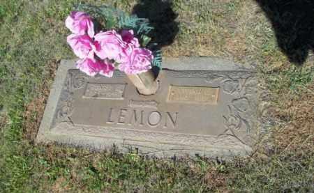 LEMON, HENRY R. - La Plata County, Colorado   HENRY R. LEMON - Colorado Gravestone Photos