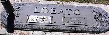 LOBATO, CUILLERMO - La Plata County, Colorado | CUILLERMO LOBATO - Colorado Gravestone Photos