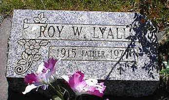 LYALL, ROY W. - La Plata County, Colorado | ROY W. LYALL - Colorado Gravestone Photos