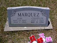 MARQUEZ, LUIS - La Plata County, Colorado | LUIS MARQUEZ - Colorado Gravestone Photos