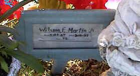 MARTIN, WILLIAM F., JR. - La Plata County, Colorado   WILLIAM F., JR. MARTIN - Colorado Gravestone Photos