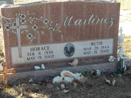 MARTINEZ, RUTH - La Plata County, Colorado | RUTH MARTINEZ - Colorado Gravestone Photos